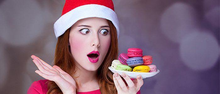 Как вернуть вес после праздников