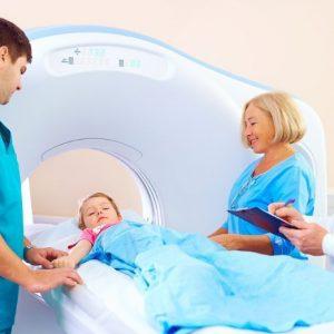 Компьютерная томография для ребенка