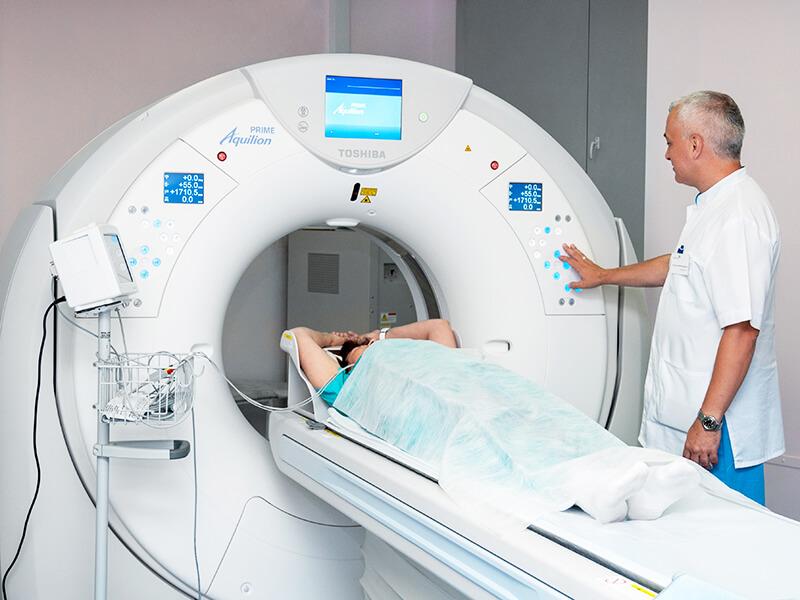 МРТ почек и мочевого пузыря, компьютерная томография мочеточников и мочевыводящих путей