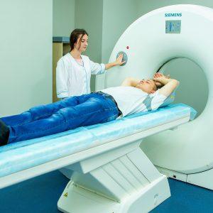 Компьютерная томография (КТ) органов малого таза у мужчин