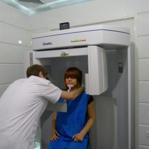 Компьютерная томография (КТ) придаточных пазух носа