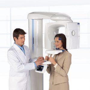 Компьютерная томография (КТ) височно-нижнечелюстного сустава