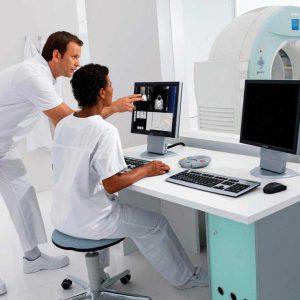 Компьютерная томография (КТ) всего организма