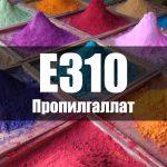 Пропилгаллат (Е310)