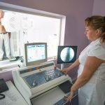 Рентген (простатография) предстательной железы