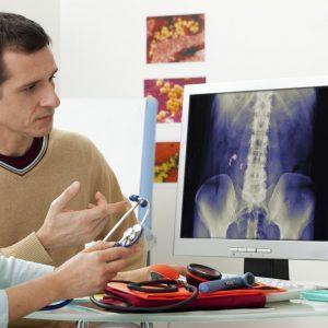 Рентген (внутривенная экскреторная урография) мочевыделительной системы
