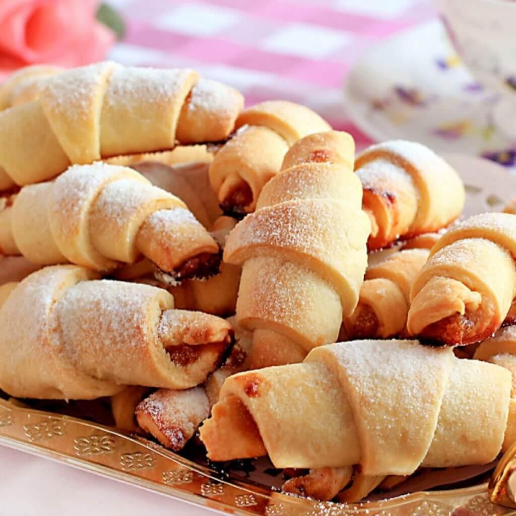 Пирожки в духовке 95 рецептов с фото пошагово. Как