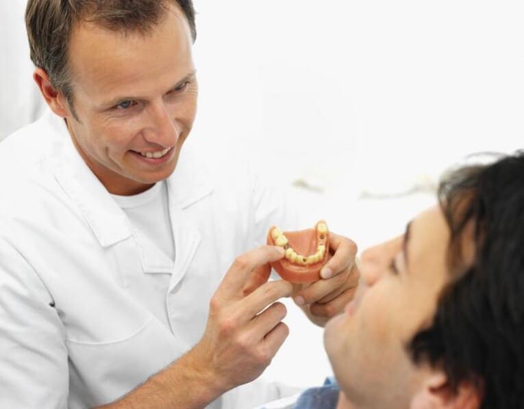 Чем занимается стоматолог ортопед