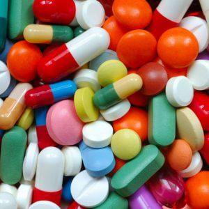 Таблетки в глазури