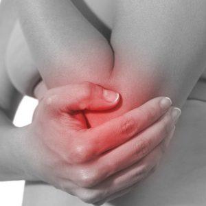 Боль локтевого сустава