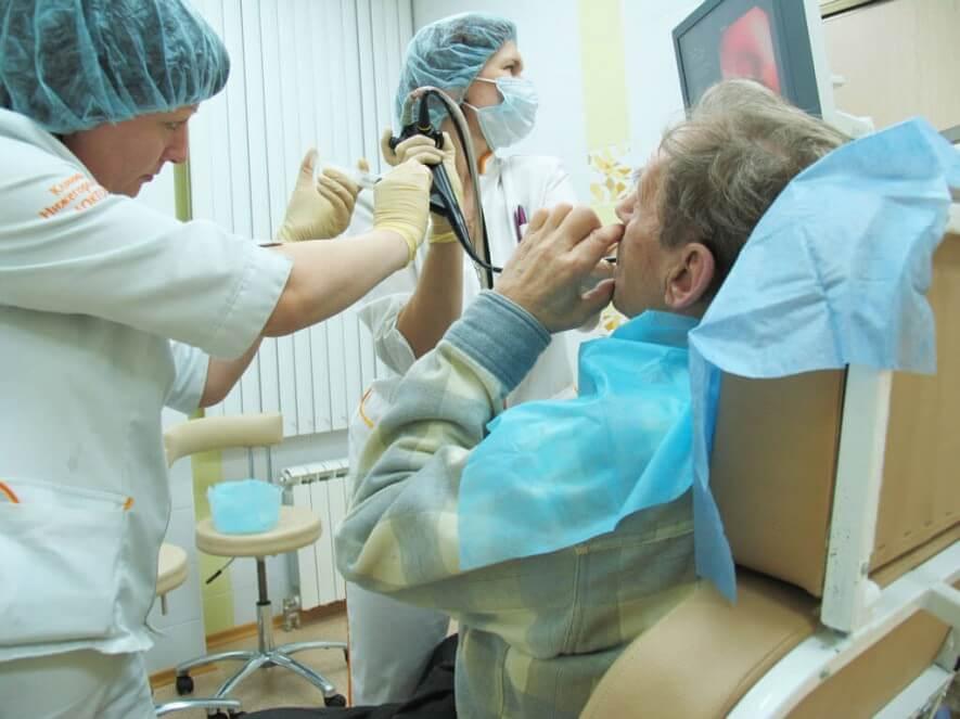 Что за процедура бронхоскопия