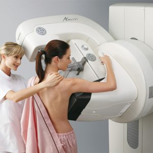 Рентген (рентгенография) протоков молочной железы