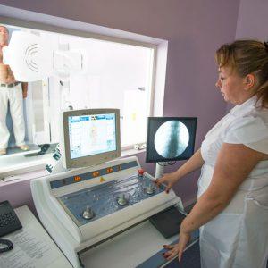 Рентген (везикулография) семенных пузырьков
