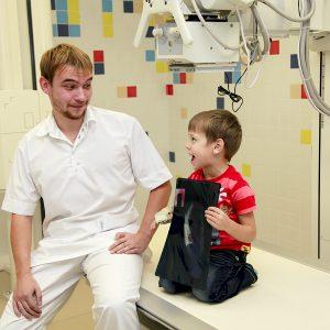 Рентгенологическое исследование детей