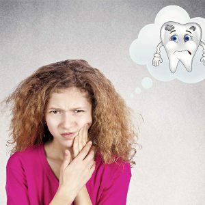 Болезненность зуба от сладкого
