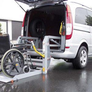 Подъемник для инвалидной коляски