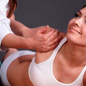 Проведение спортивного массажа