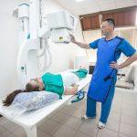 Рентген (рентгенография) брюшной полости с барием