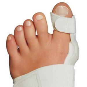 Вальгусное искривление большого пальца стопы