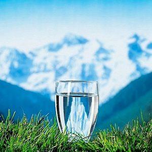 Большое потребление воды