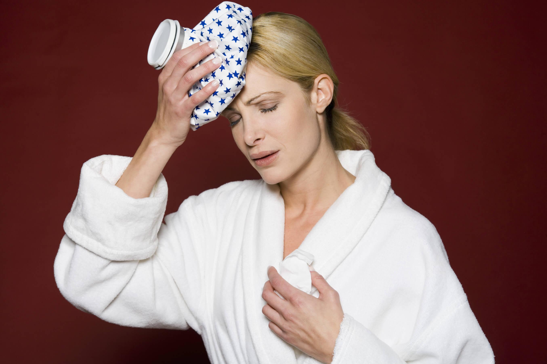 Головная боль при кишечной инфекции