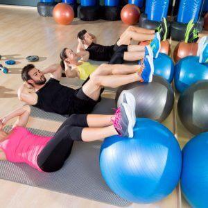 Изнурительные физические тренировки