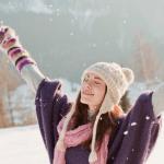Кислород и солнце помогут организму человека зимой - советы врача
