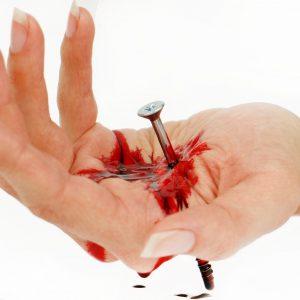 Колотое ранение