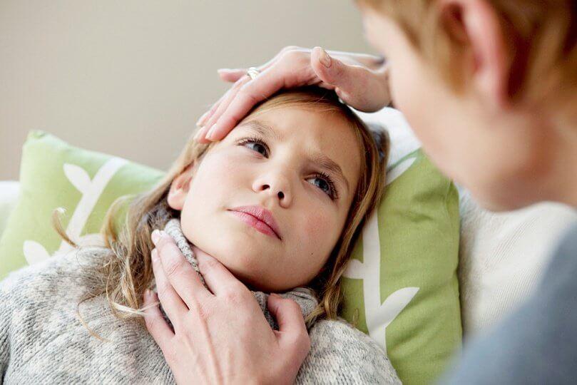 Чем лечить паротит у детей