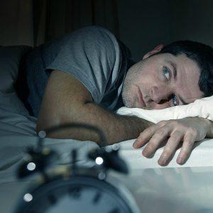 Причины, по которым люди не могут уснуть
