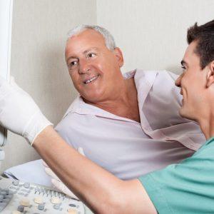 Ультразвуковое исследование (УЗИ) предстательной железы (трансректальное)