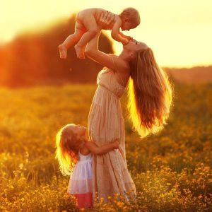 Дети и женщины