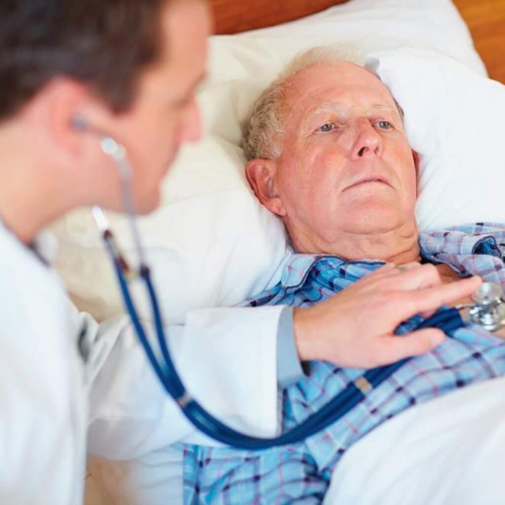 Основные жалобы пациентов при гипертоническом кризе