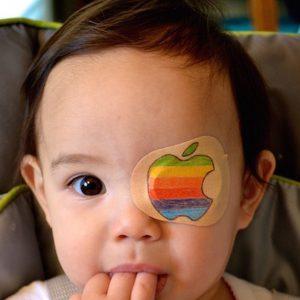 Глазной пластырь для детей