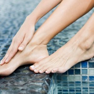 Холодные пальцы ног