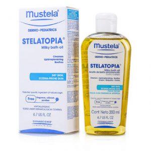 Масло для ванны компании Mustela