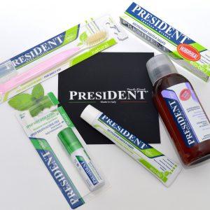 Продукция компании PresiDENT