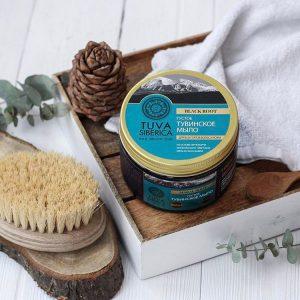 Тувинское мыло для волос от Natura Siberica