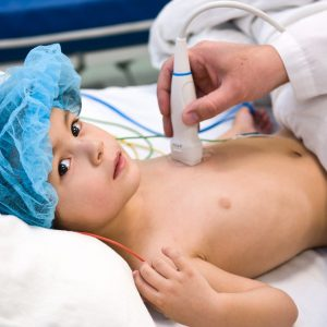 Ультразвуковое исследование (УЗИ) лёгких и плевральной полости