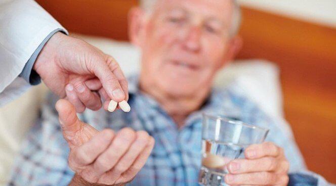 Лекарства при деменции на начальном этапе