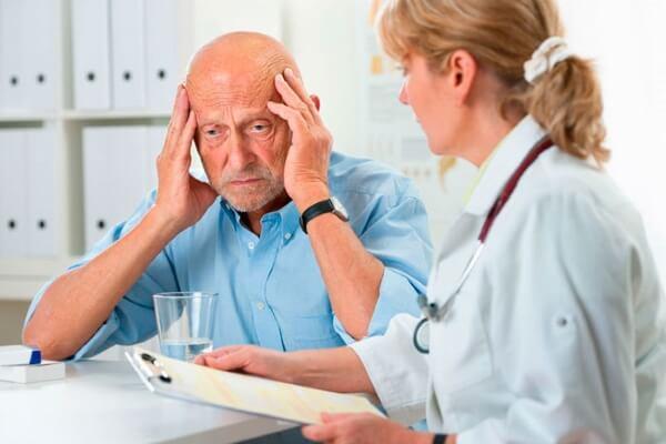 Симптомы деменции: как проявляется заболевание на разных стадиях