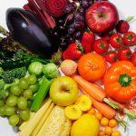 Как правильно сочетать фрукты и овощи