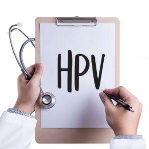 Папиллома (вирус ВПЧ)