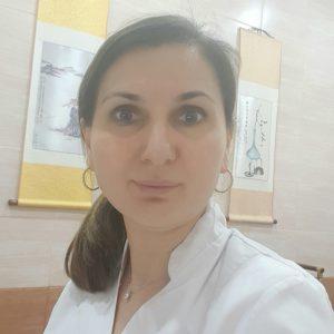 Тедеева Мадина Елкановна
