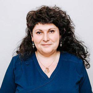 Аранович Элина Викторовна