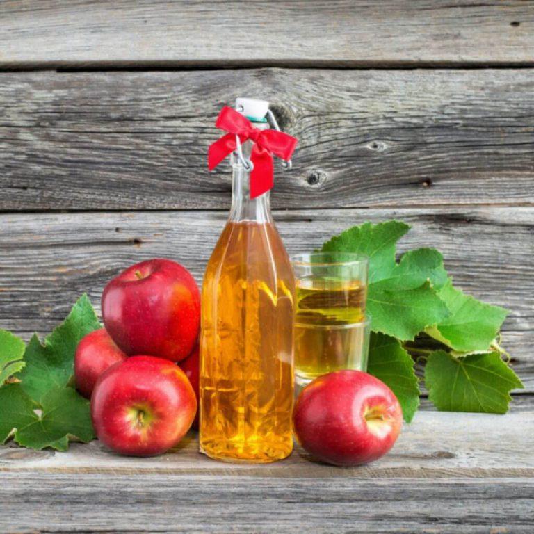 Диета на яблочном уксусе