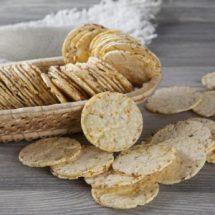 Хлебцы кукурузные