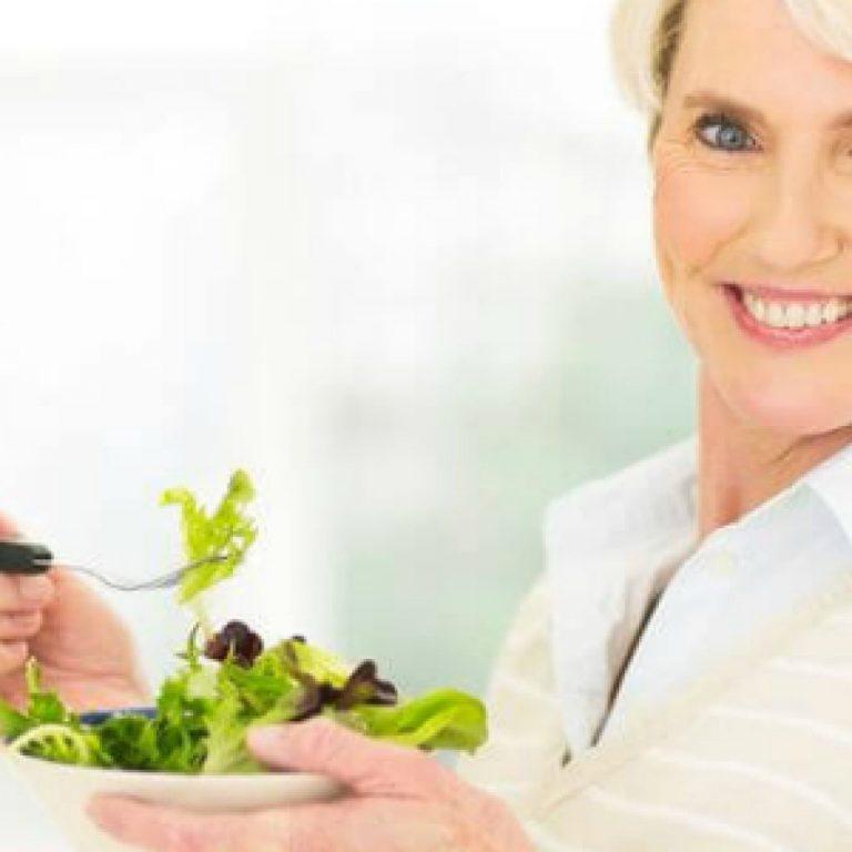 Идеальная диета, разработана для людей старше 50 лет