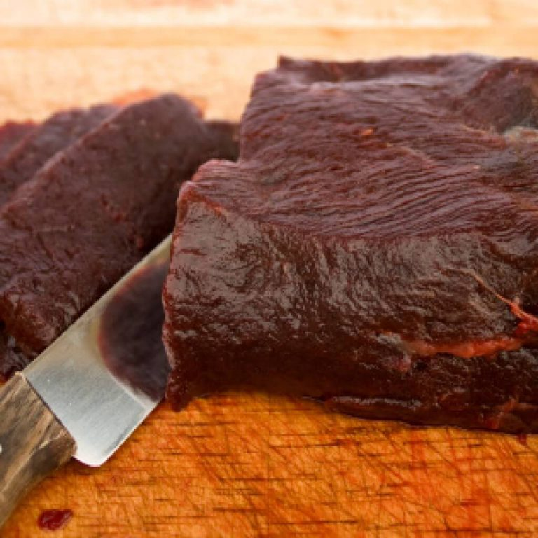 Китовое мясо