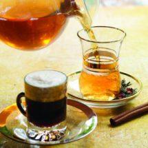 Кофе и чай. Вред и польза